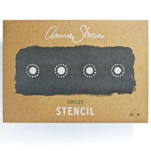 Szablon Annie Sloan – Circles