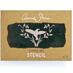 Szablon Annie Sloan – Classical Bird