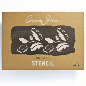 Szablon Annie Sloan – Oak Leaves