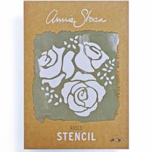 Szablon Annie Sloan – Roses