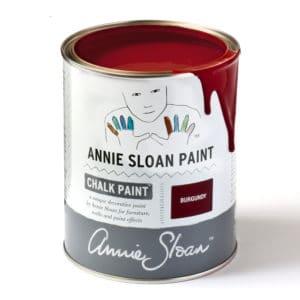 Burgundy farba Annie Sloan