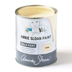 Cream farba Annie Sloan