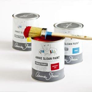 Farby kredowe chalk paint Annie Sloan