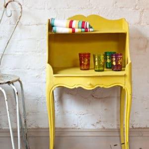English Yellow farba Annie Sloan