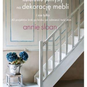 Kolorowe Pomysły na dekorację mebli – książka w wersji PL