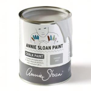 Chicago Grey farba Annie Sloan