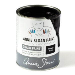 Athenian Black farba Annie Sloan