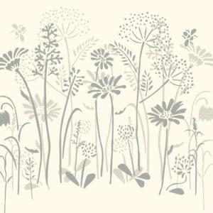 Szablon Annie Sloan Meadow Flowers