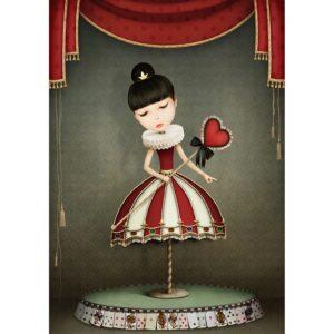 Fairy Queen – papier do decoupage