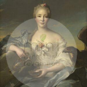Madame Le Fevre papier do decoupage Mint by Michelle