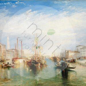 Venice papier do decoupage Mint by Michelle
